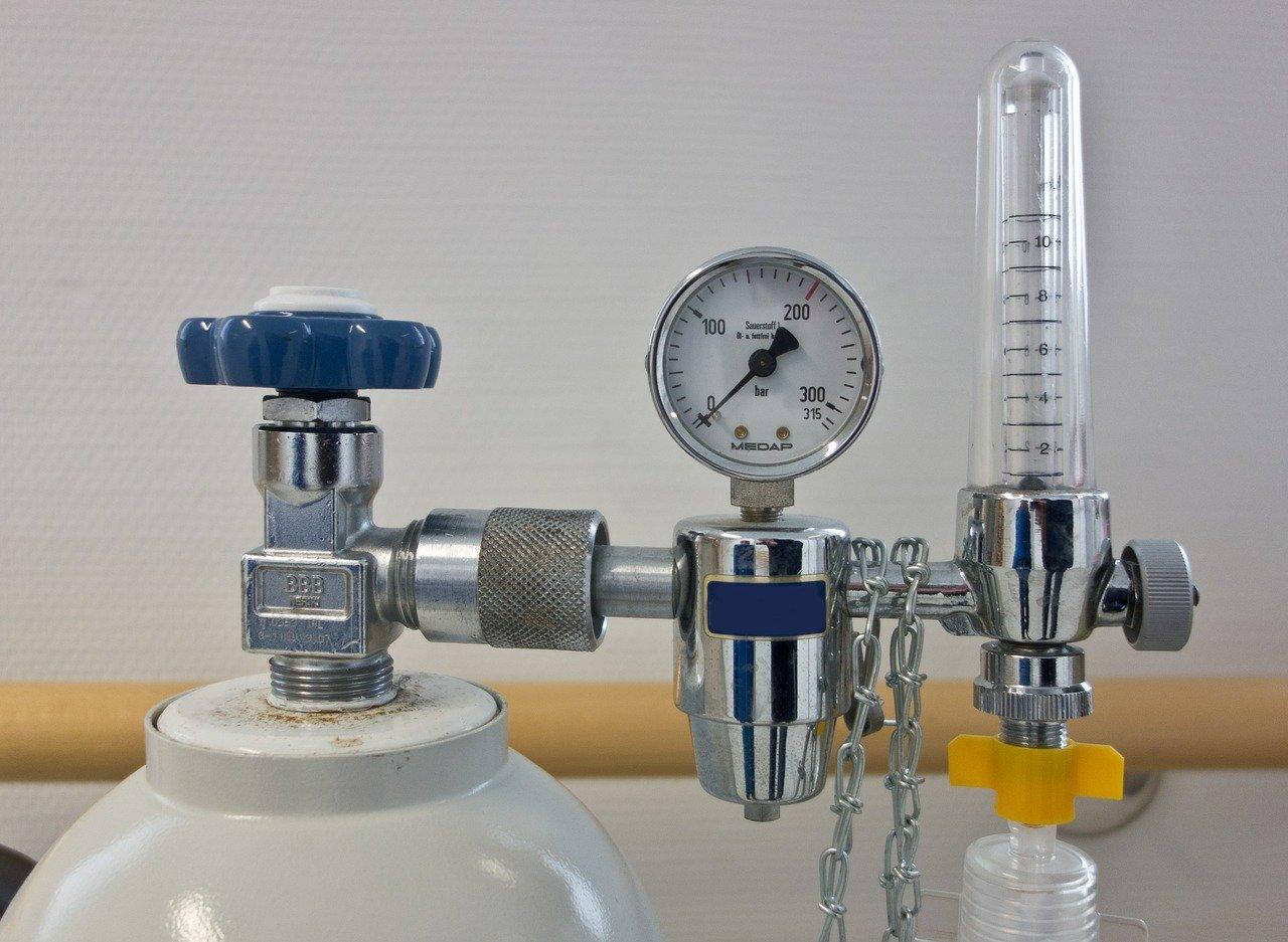 oxygen, pressure regulator, oxygen lax